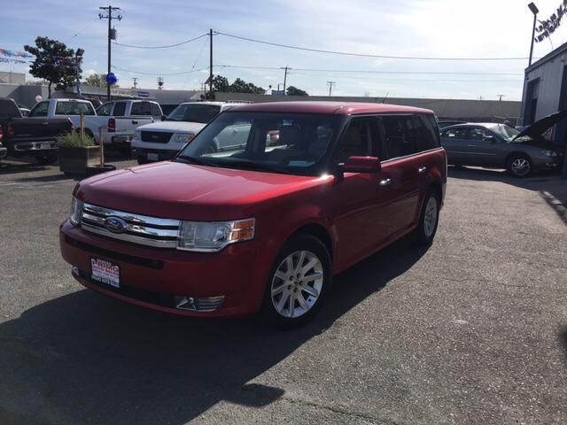 2010 Ford Flex for sale at Primo Auto Sales in Merced CA