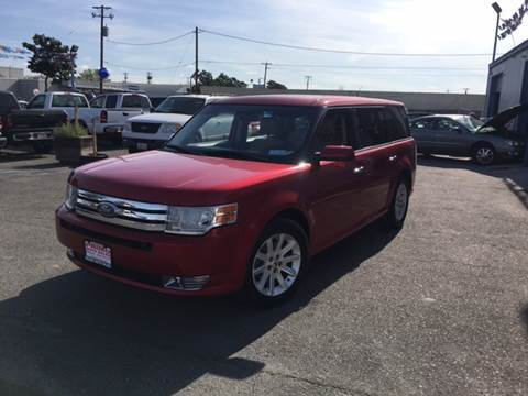 2010 Ford Flex for sale at Primo Auto Sales in Merced CA