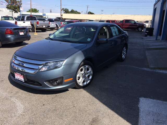 2011 Ford Fusion SE 4dr Sedan - Merced CA