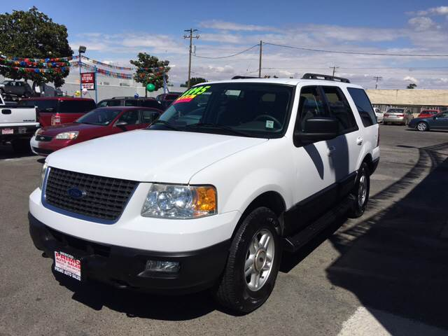 2006 Ford Expedition XLT 4dr SUV 4WD - Merced CA