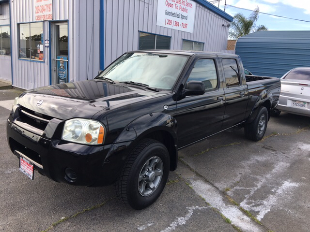 2004 Nissan Frontier 4dr Crew Cab Xe V6 Rwd Lb In Merced Ca Primo