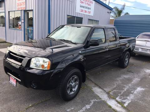 2004 Nissan Frontier for sale at Primo Auto Sales in Merced CA