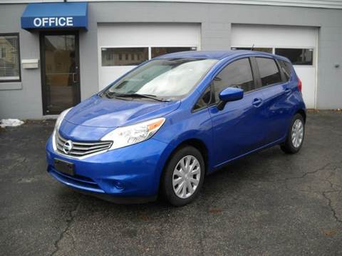 2015 Nissan Versa Note for sale at Best Wheels Imports in Johnston RI