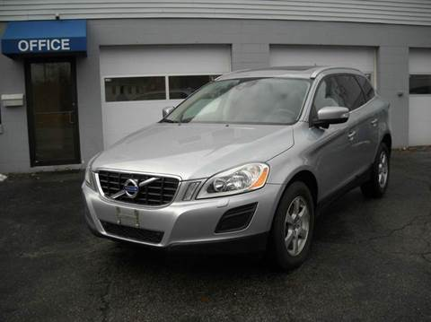2012 Volvo XC60 for sale at Best Wheels Imports in Johnston RI