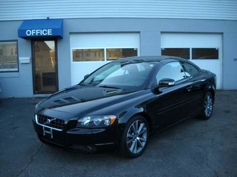 2010 Volvo C70 for sale at Best Wheels Imports in Johnston RI