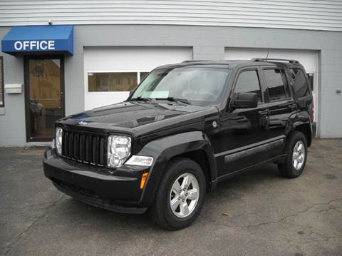 2010 Jeep Liberty for sale at Best Wheels Imports in Johnston RI