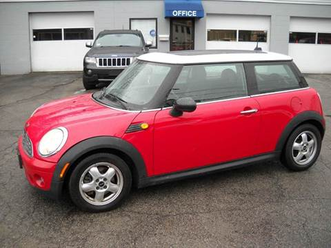 2009 MINI Cooper for sale at Best Wheels Imports in Johnston RI