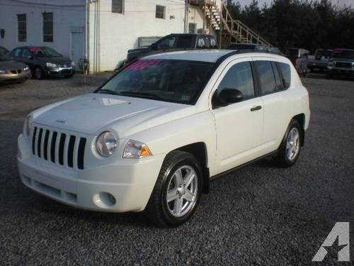 2007 Jeep Compass Sport 4dr Suv In Johnston Ri Best Wheels Imports