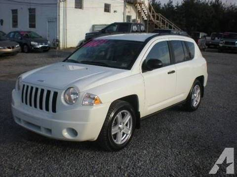 2007 Jeep Compass for sale at Best Wheels Imports in Johnston RI