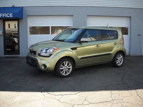 2013 Kia Soul for sale at Best Wheels Imports in Johnston RI