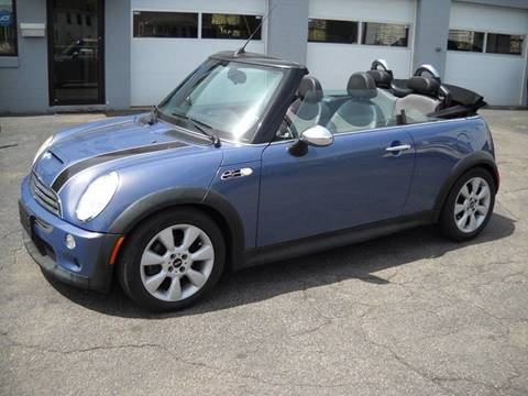 2005 MINI Cooper for sale at Best Wheels Imports in Johnston RI