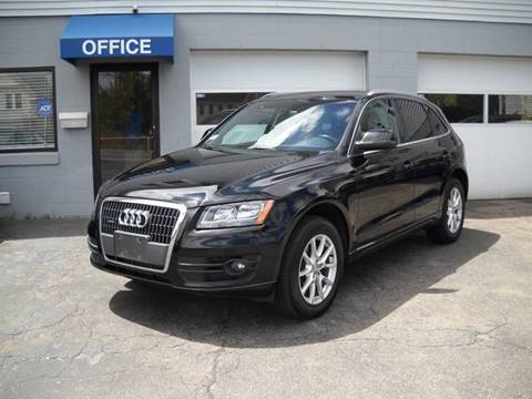 2011 Audi Q5 for sale at Best Wheels Imports in Johnston RI
