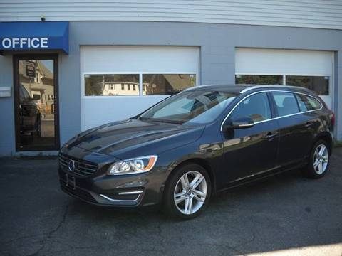 2015 Volvo V60 for sale at Best Wheels Imports in Johnston RI