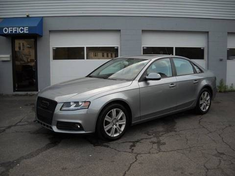 2011 Audi A4 for sale at Best Wheels Imports in Johnston RI