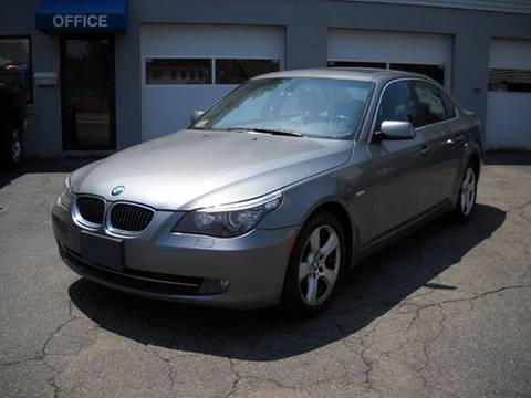 2008 BMW 5 Series for sale at Best Wheels Imports in Johnston RI