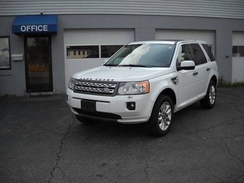 2011 Land Rover LR2 for sale at Best Wheels Imports in Johnston RI