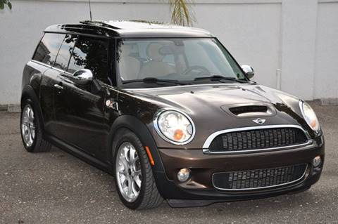 2009 MINI Cooper Clubman for sale at Best Wheels Imports in Johnston RI