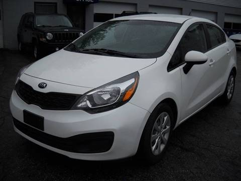 2015 Kia Rio for sale at Best Wheels Imports in Johnston RI
