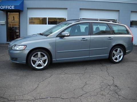 2008 Volvo V50 for sale at Best Wheels Imports in Johnston RI