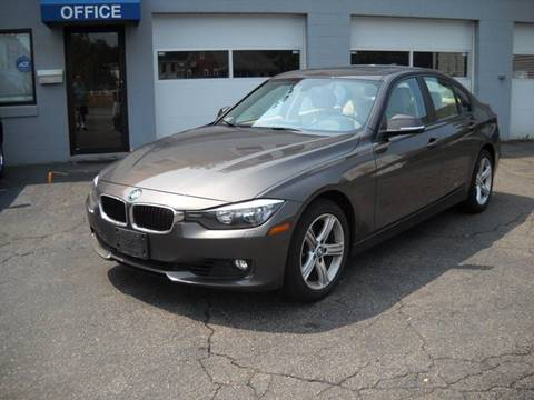 2013 BMW 3 Series for sale at Best Wheels Imports in Johnston RI