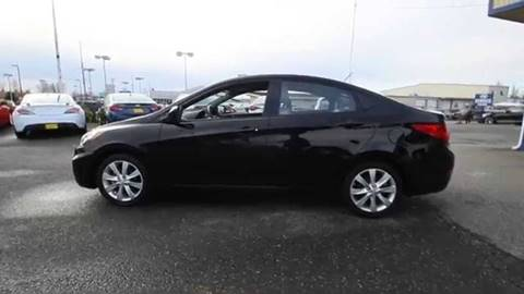2013 Hyundai Accent for sale at Best Wheels Imports in Johnston RI