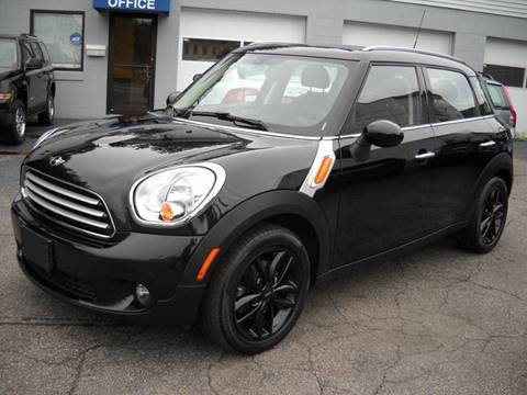 2013 MINI Countryman for sale at Best Wheels Imports in Johnston RI