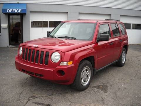2009 Jeep Patriot for sale at Best Wheels Imports in Johnston RI