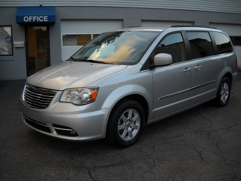 2012 Chrysler Town and Country for sale at Best Wheels Imports in Johnston RI