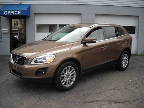 2010 Volvo XC60 for sale at Best Wheels Imports in Johnston RI