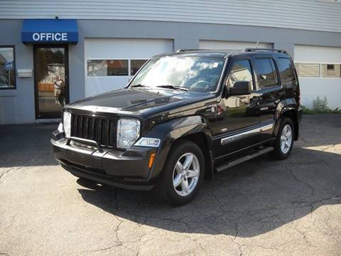 2012 Jeep Liberty for sale at Best Wheels Imports in Johnston RI