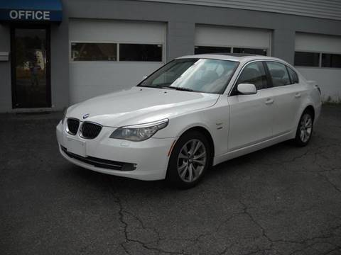 2010 BMW 5 Series for sale in Johnston, RI