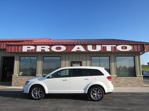 2015 Dodge Journey for sale in Carroll, IA