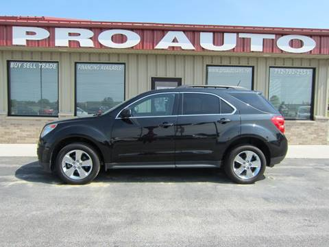 2013 Chevrolet Equinox for sale in Carroll, IA