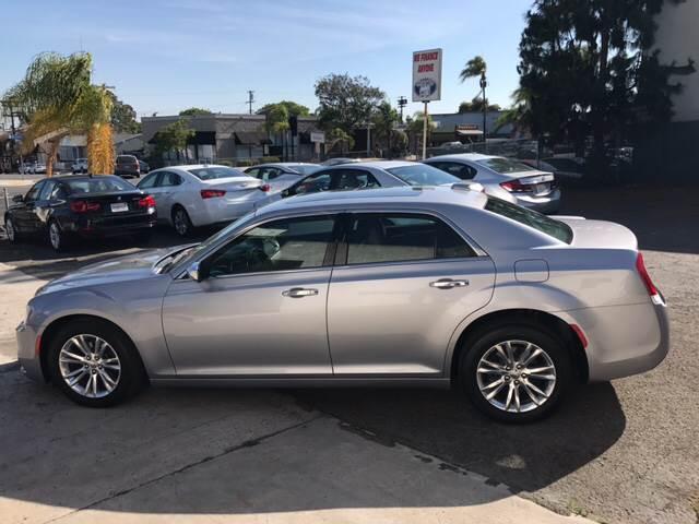 2016 Chrysler 300 C 4dr Sedan - San Diego CA