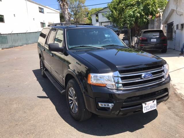 2016 Ford Expedition EL 4x2 XLT 4dr SUV - San Diego CA