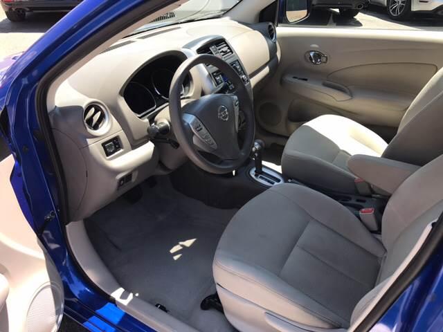 2016 Nissan Versa 1.6 SV 4dr Sedan - San Diego CA