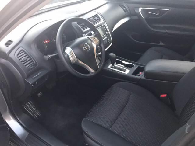 2016 Nissan Altima 2.5 S 4dr Sedan - San Diego CA