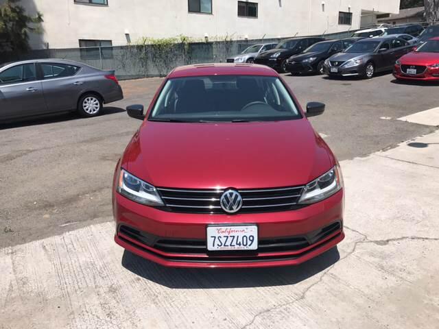 2016 Volkswagen Jetta 1.4T SE 4dr Sedan 6A w/Connectivity - San Diego CA