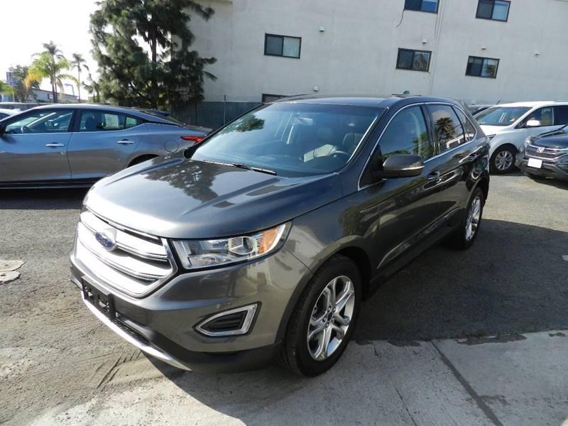 2016 Ford Edge Titanium AWD 4dr SUV - San Diego CA