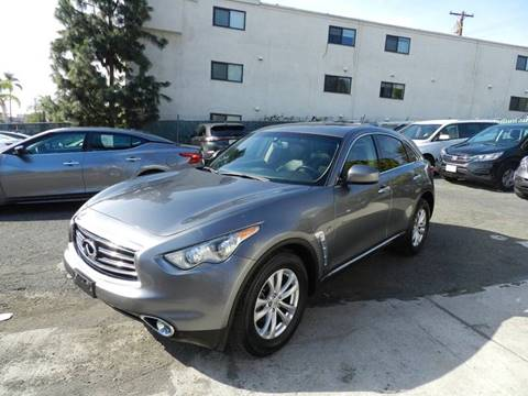 2015 Infiniti QX70 for sale in San Diego, CA