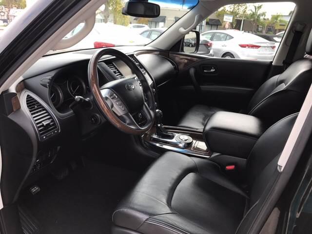 2016 Infiniti QX80 4dr SUV - San Diego CA