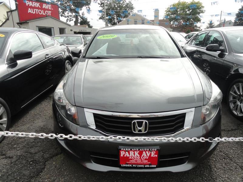 2009 Honda Accord EXL   Linden NJ