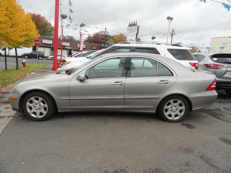 2006 Mercedes Benz C Class C 280 Luxury 4matic In Linden Nj Park