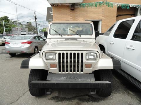 1995 Jeep Wrangler for sale in Linden, NJ