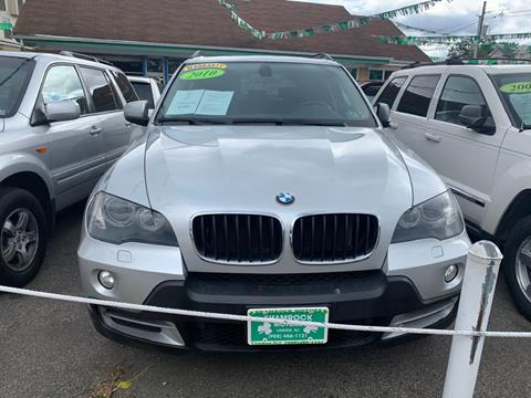 2010 BMW X5 for sale at Park Avenue Auto Lot Inc in Linden NJ