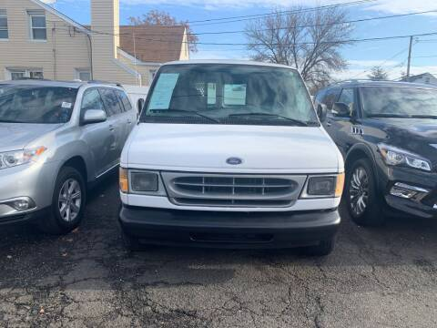 1999 Ford E-150 for sale in Linden, NJ