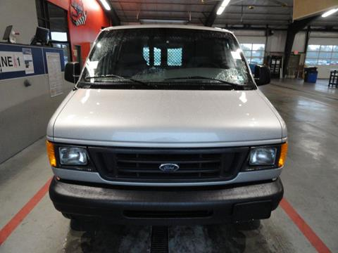 2003 Ford E-Series Cargo for sale in Linden, NJ