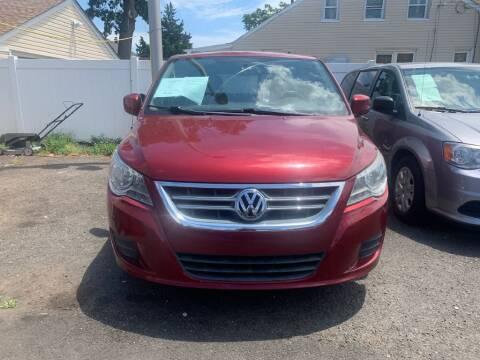 2011 Volkswagen Routan for sale at Park Avenue Auto Lot Inc in Linden NJ