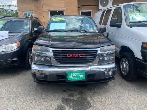 2008 GMC Canyon for sale at Park Avenue Auto Lot Inc in Linden NJ