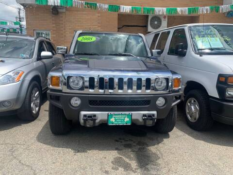 2008 HUMMER H3 for sale at Park Avenue Auto Lot Inc in Linden NJ